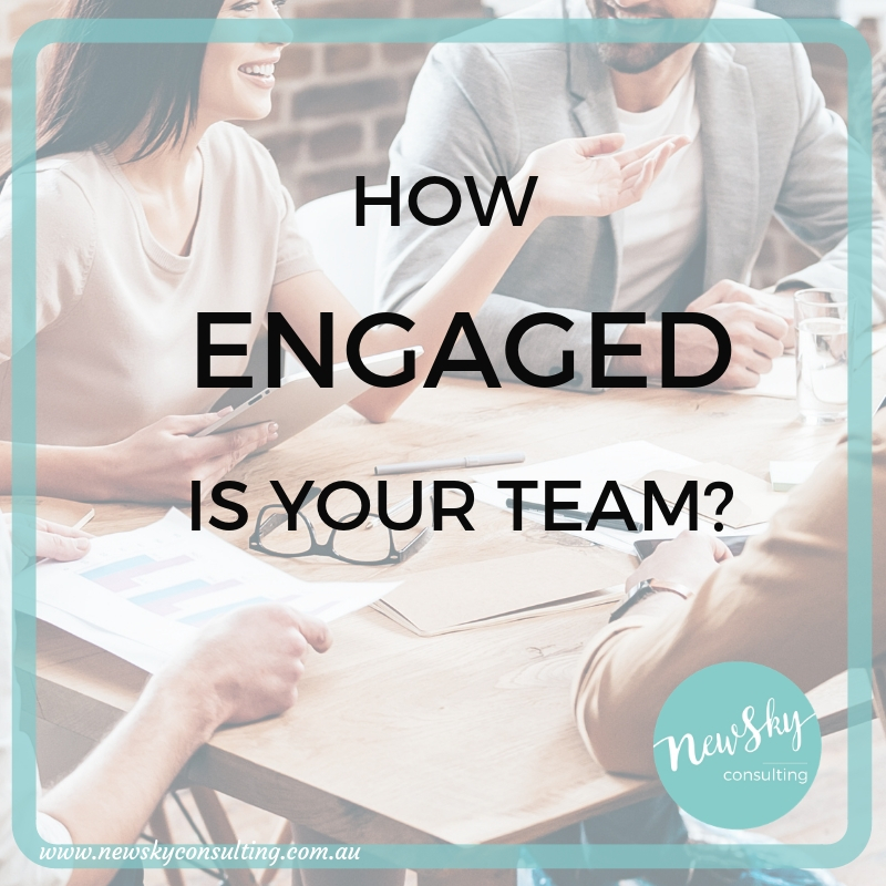 How engaged is your team