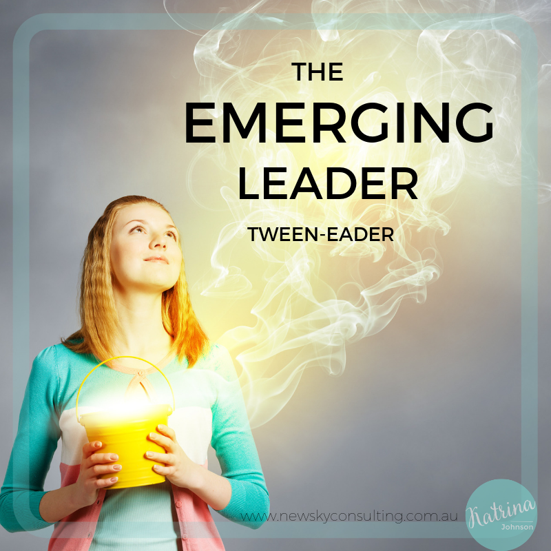 Leading our emerging leaders 1